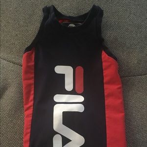 Fila Tank Top Bodysuit